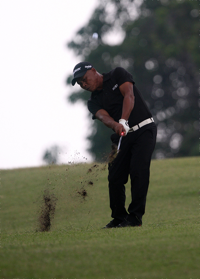 2018 ICTSI Eagle Ridge Invitational (PGTA): Ababa ties Salvador at